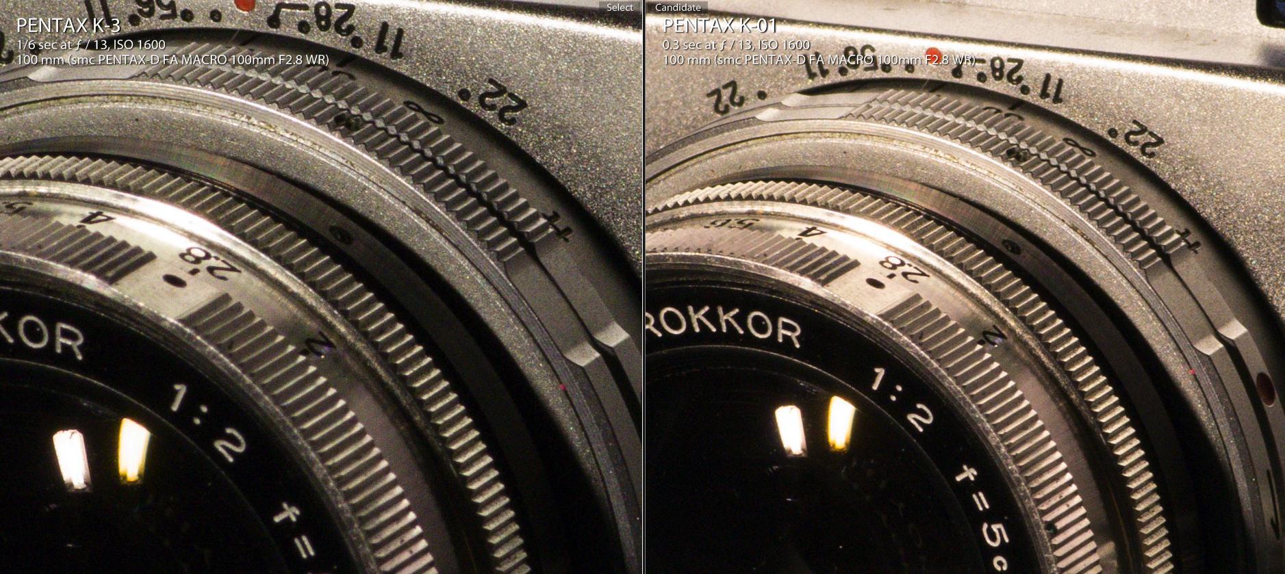 PentaxK3vsK01_1600ISO